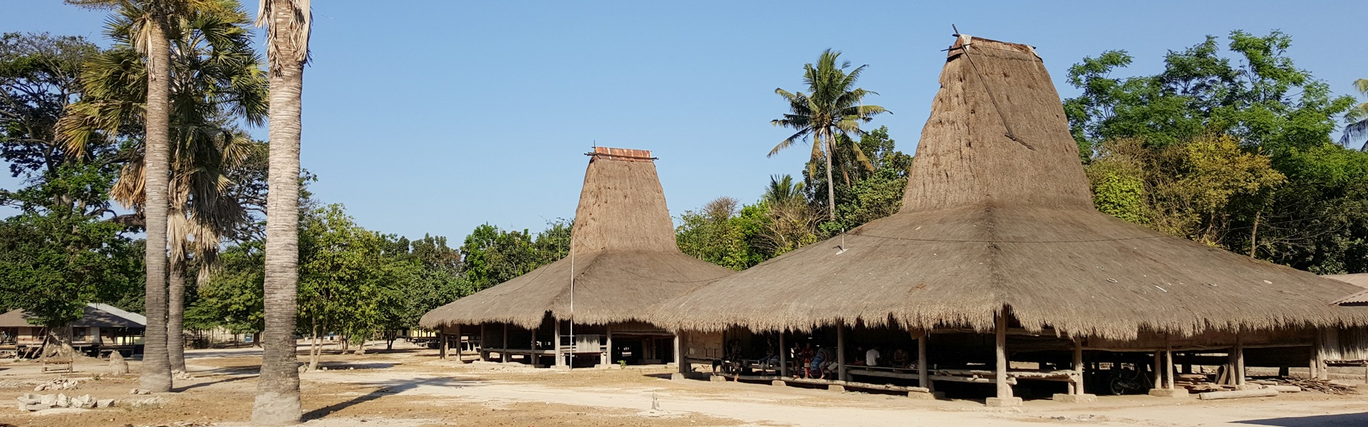 Pau Village, east Sumba, Indonesia
