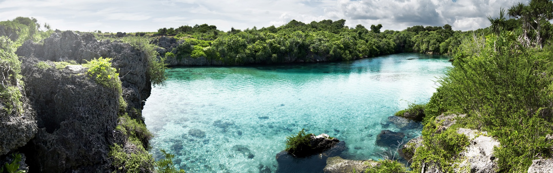 Fabulous Weekuri Lake, Sumba Indonesia
