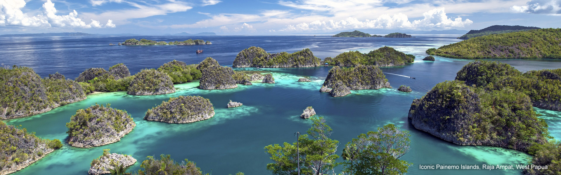 Painemo Islands, Raja ampat, West Papua