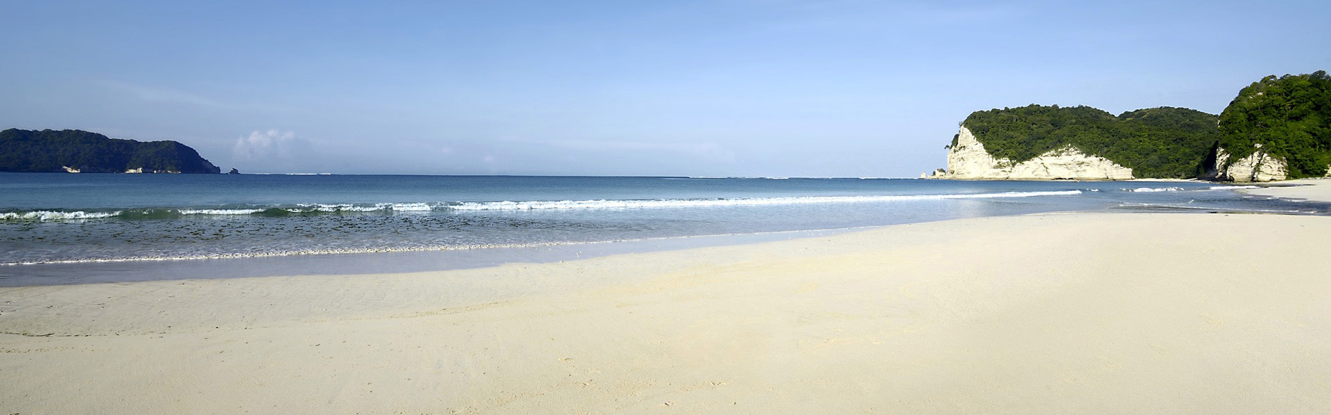 Beautiful Tarimbang Beach, Sumba Indonesia