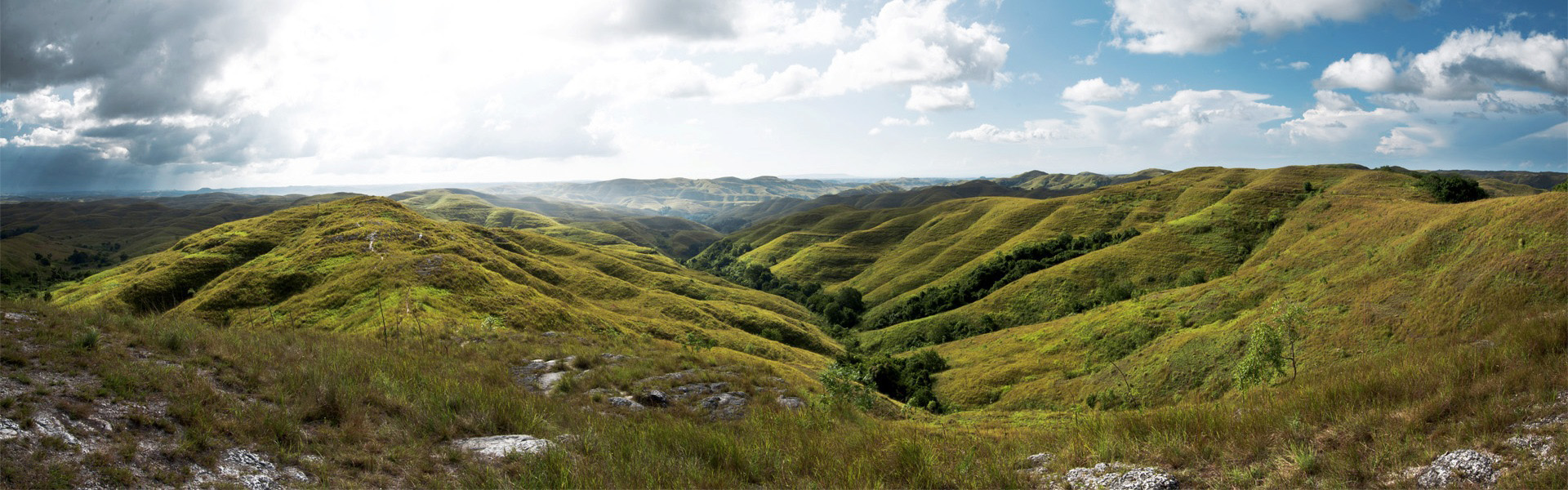 Wairinding Hills, East Sumba hinterland